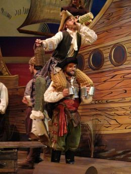 Pirates of Penzance | UST | PC: SP Photographic