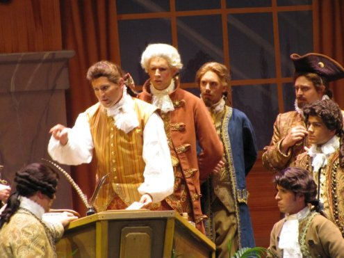The Scarlet Pimpernel | Cache Regional Theatre